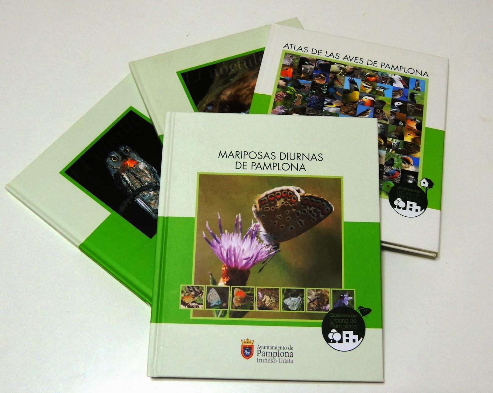 Colección de Biodiversidad urbana de Pamplona