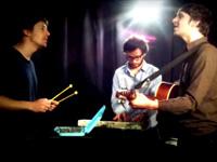 Erevan Tusk en session live 3D et 2D