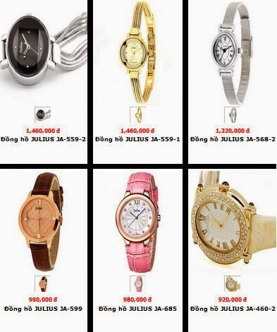 Xuân Thạnh chuyên bán đồng hồ đeo tay nam nữ chính hãng