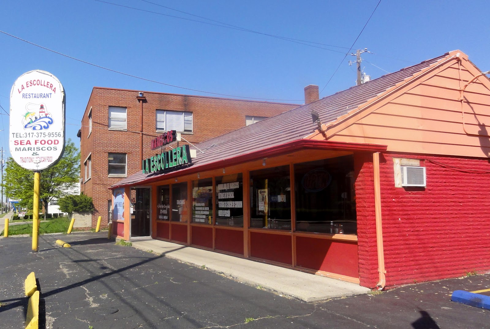 Indianapolis Restaurant Scene: La Escollera