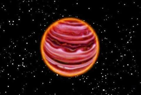 nuevo planeta errante