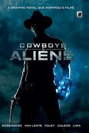 Cowboys & Aliens: quadrinhos que originaram filme e livro!