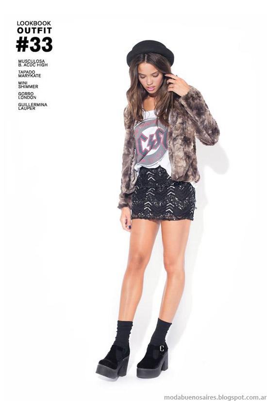 ¿Que se va a usar este otoño invierno 2014? Ropa de moda otoño invierno 2014 47 Street.