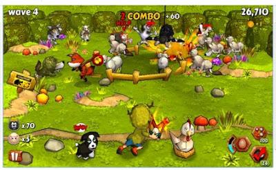 Game Shooter Lindungi Domba Wolf Hunter Save Sheep APK Android
