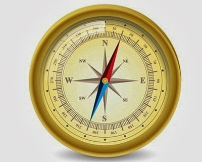 How to Make a Golden Compass in Illustrator