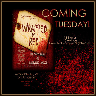 Vampire anthology from Sekhmet Press #13Vampires