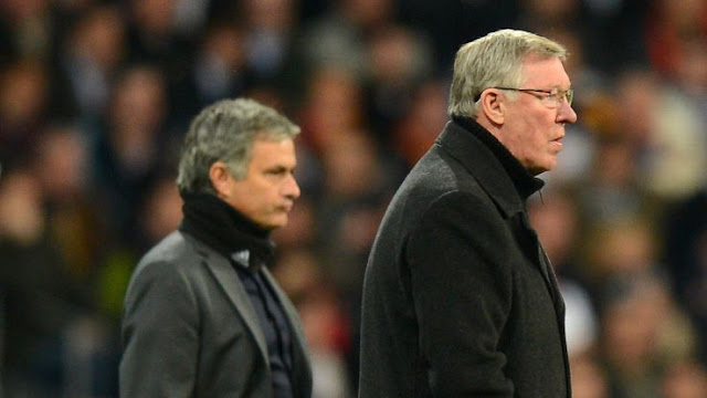 Sir Alex Ferguson said he has spoken to Jose Mourinho in recent times.