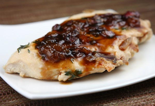 Apricot & Balsamic Chicken