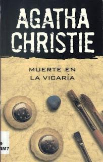 Muerte en la Vicaría. Agatha Christie