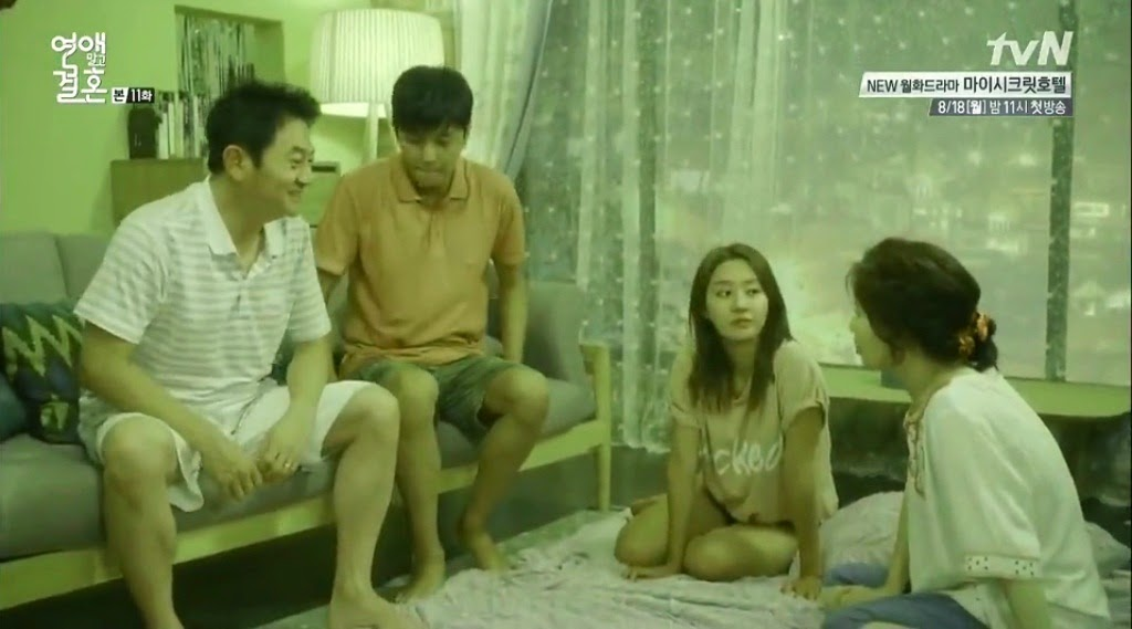 Sinopsis Marriage Not Dating Episode 16 Final Part 2
