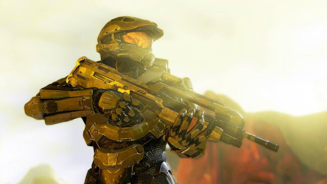 Halo 4's newly-designed Master Chief