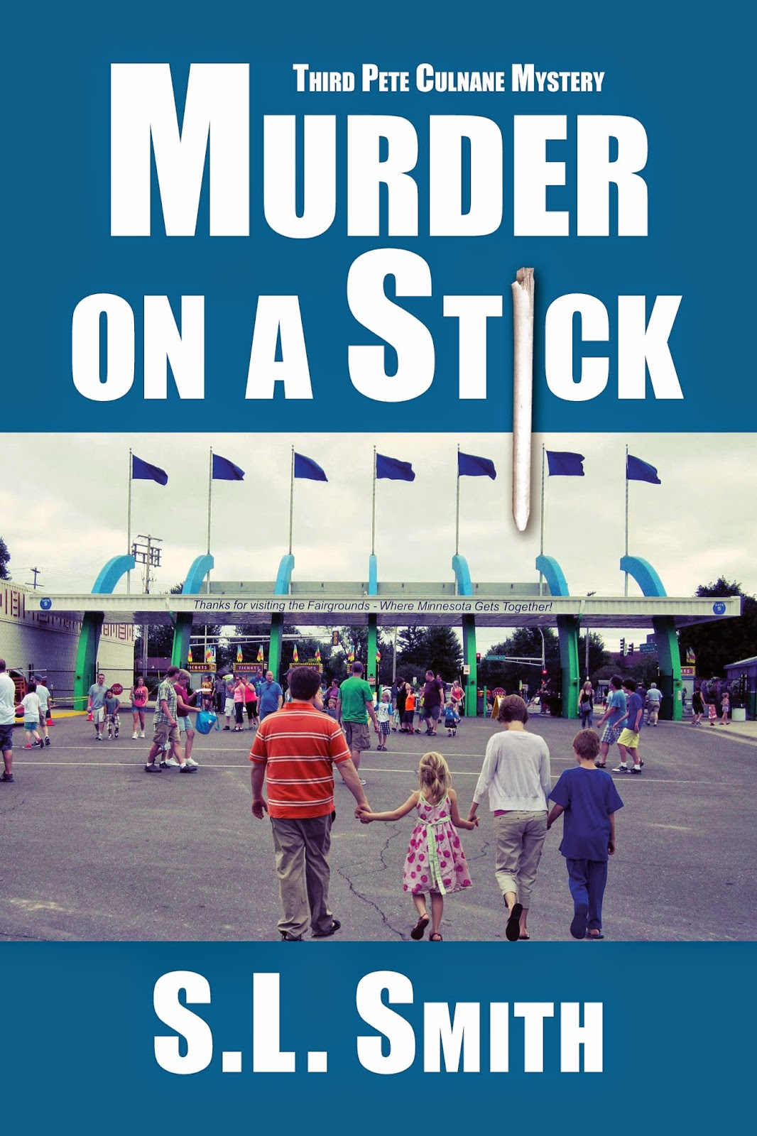 http://www.amazon.com/Murder-Stick-S-L-Smith-ebook/dp/B00O0A707W/ref=sr_1_1?s=books&ie=UTF8&qid=1412451263&sr=1-1&keywords=s.l.+smith