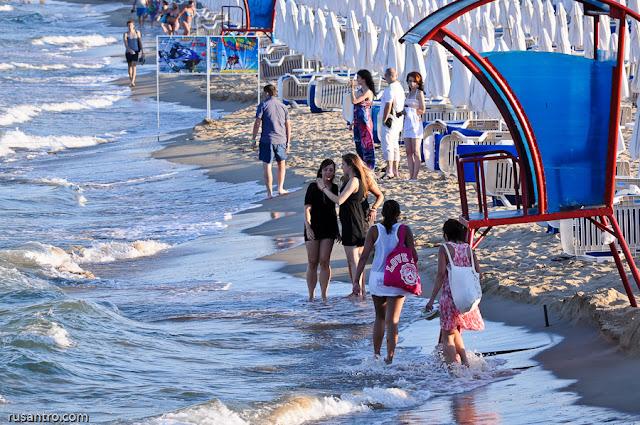Bulgārija Saulainais krasts Bulgary Sunny Beach