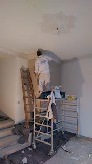 Stuckarbeiten im Neubau sind immer modern. Echter Stuck