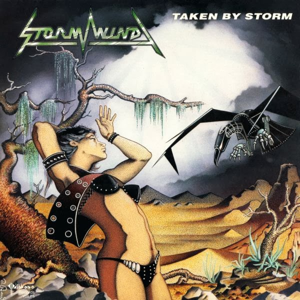 Stormwind (Ger) - Taken By Storm (1984) Heavy Metal