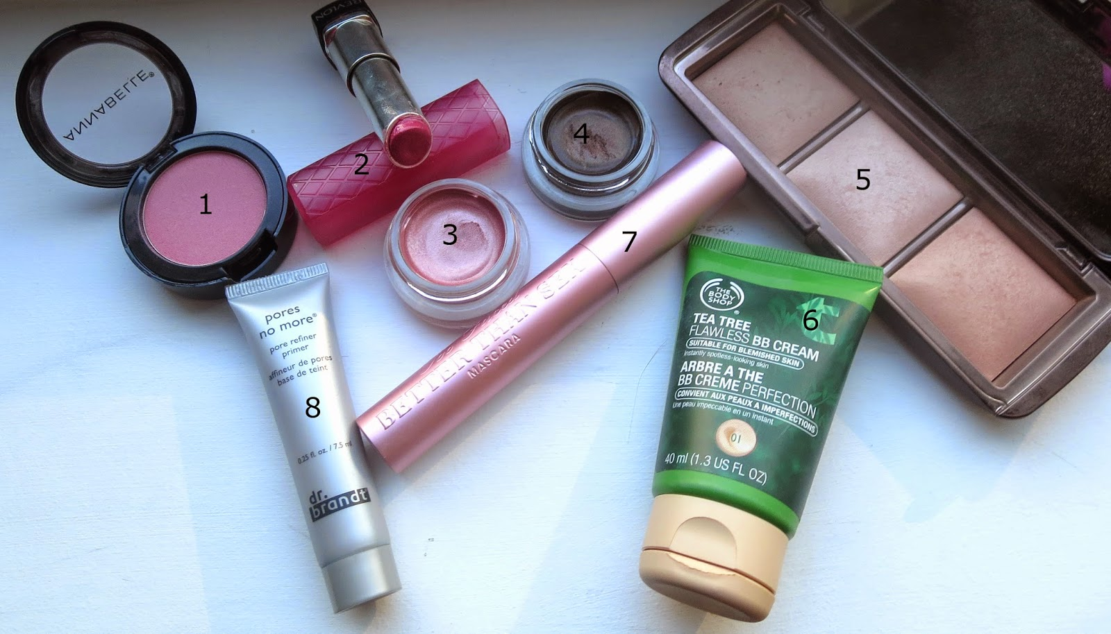 Blossom In Blush - Face of the night featured products