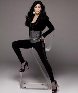 Cher; 2010 Macpherson photoshoot