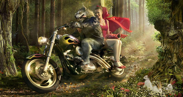 Sexy Red Riding Hood Fairy Tale Wallpapers Disney Funny Romantic Cool