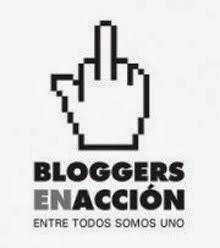 Bloggers en acción.