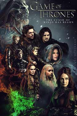Game of Thrones Season 02 Complete Dual Audio Hindi BluRay 720p