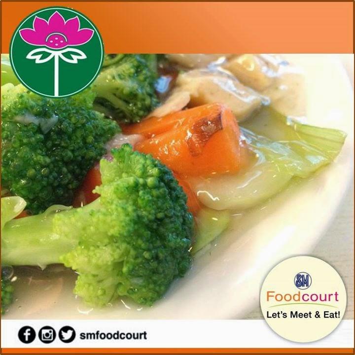 Vegetables at Bodhi