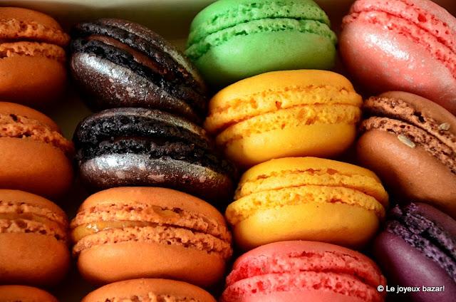 Macarons de Philomène  -Quimper