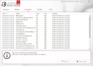 تحميل برنامج Ashampoo Anti-Virus 2014 مجانا