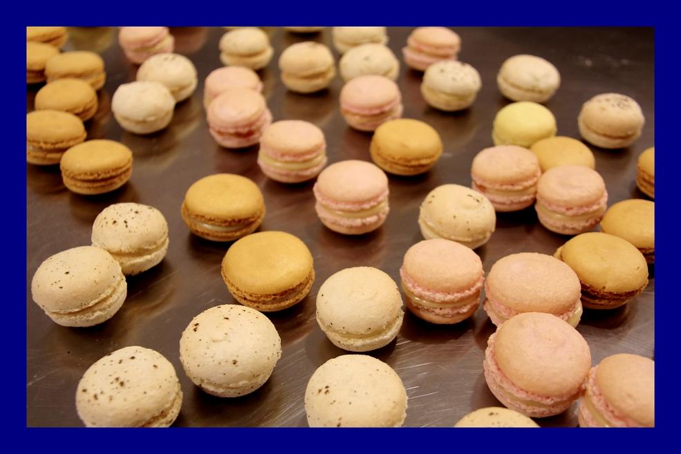 kuchenfee lisa macarons franz sische methode rezept. Black Bedroom Furniture Sets. Home Design Ideas