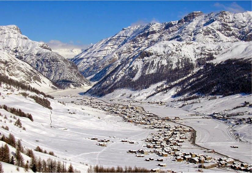 Livigno, Alps
