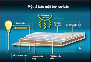 pin mặt trời tinh thể silic