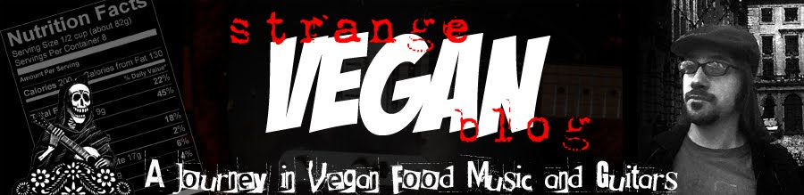 Strange Vegan