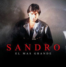 Sandro - Vengo A Ocupar Mi Lugar