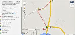 Peta ke Lokasi DBK