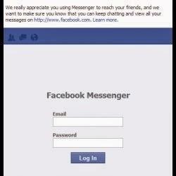 """فيس بوك توقف تطبيق """"فيس بوك مسنجر"""" على نظام ويندوز 8"""
