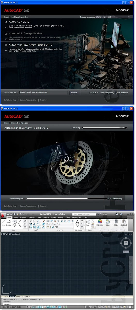 Autocad 2014 Software Free Download Full Version With Crack !!LINK!! Autodesk+AutoCAD+2012+%28DVD%29+%2832+Bits+%26+64+Bits%292