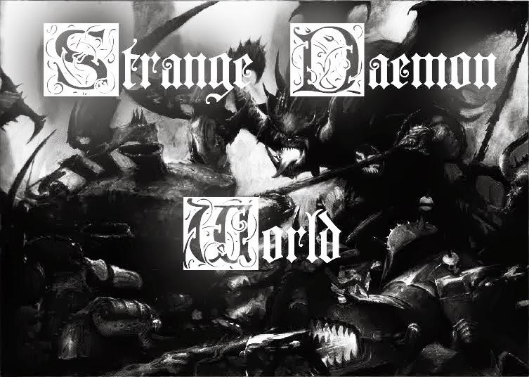 Strange Daemon World