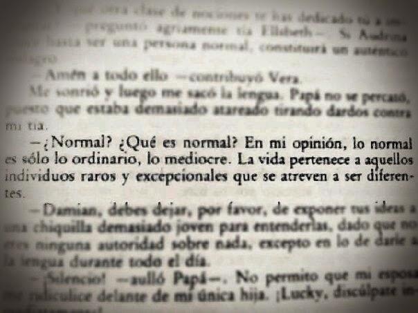 ¿Normal?