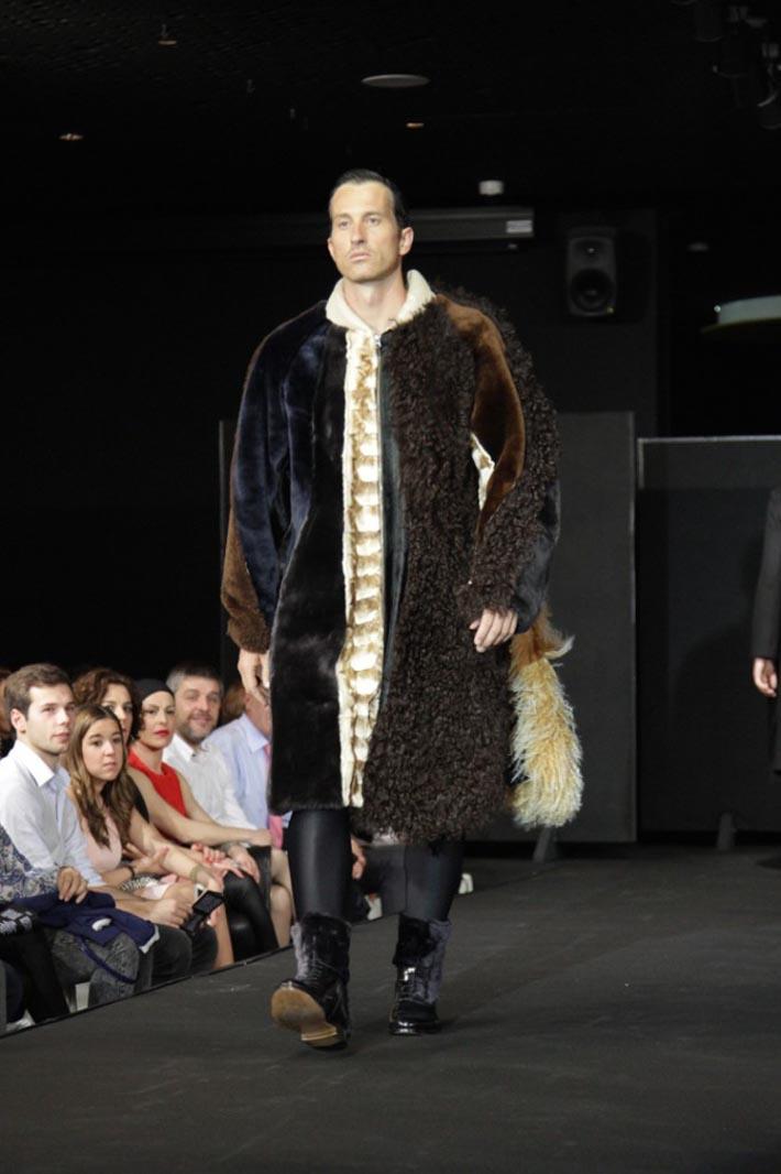 Roberto Etxeberria , diseñador , GdM15 , es cuestion de estilo , Lucía Díez , Blogger ,Balenciaga , Museo , Moda , Desfile ,Mujer de Hoy