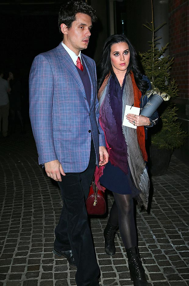 Are katy perry and john mayer dating