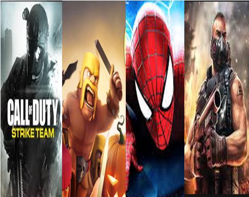Kumpulan Game HD Android Terbaik Desember 2014