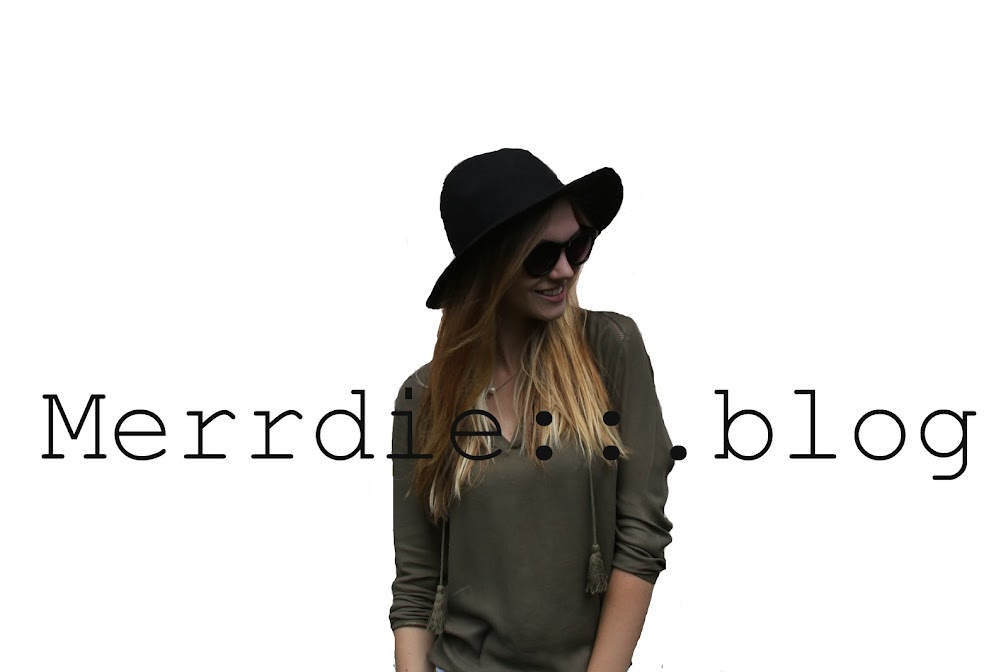 Merrdie::blog
