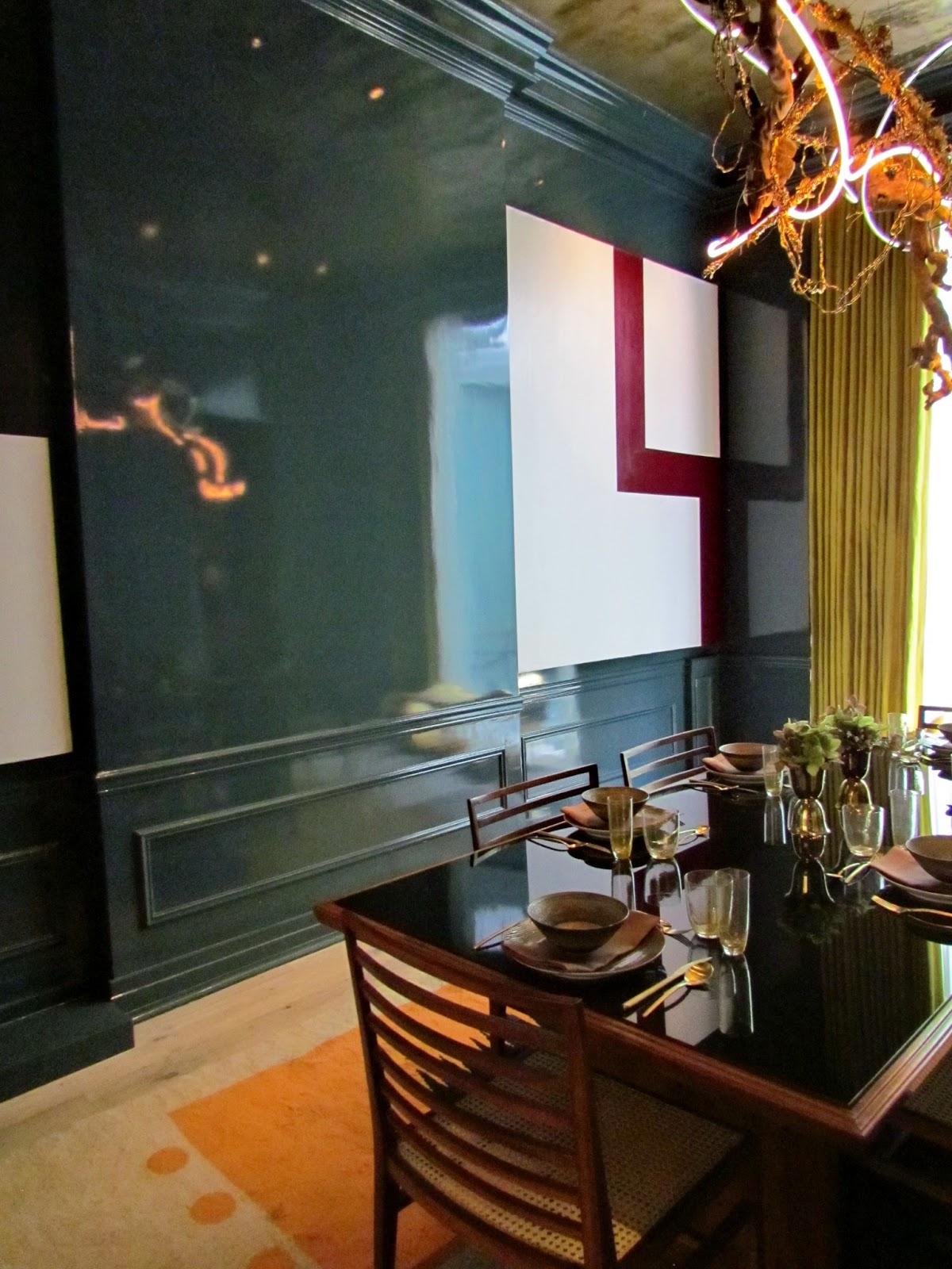 Dec A Porter: Imagination @ Home: Kips Bay Decorator Show House   Rooms  That Wow   Part 4