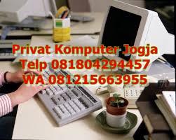 Privat Komputer Jogja