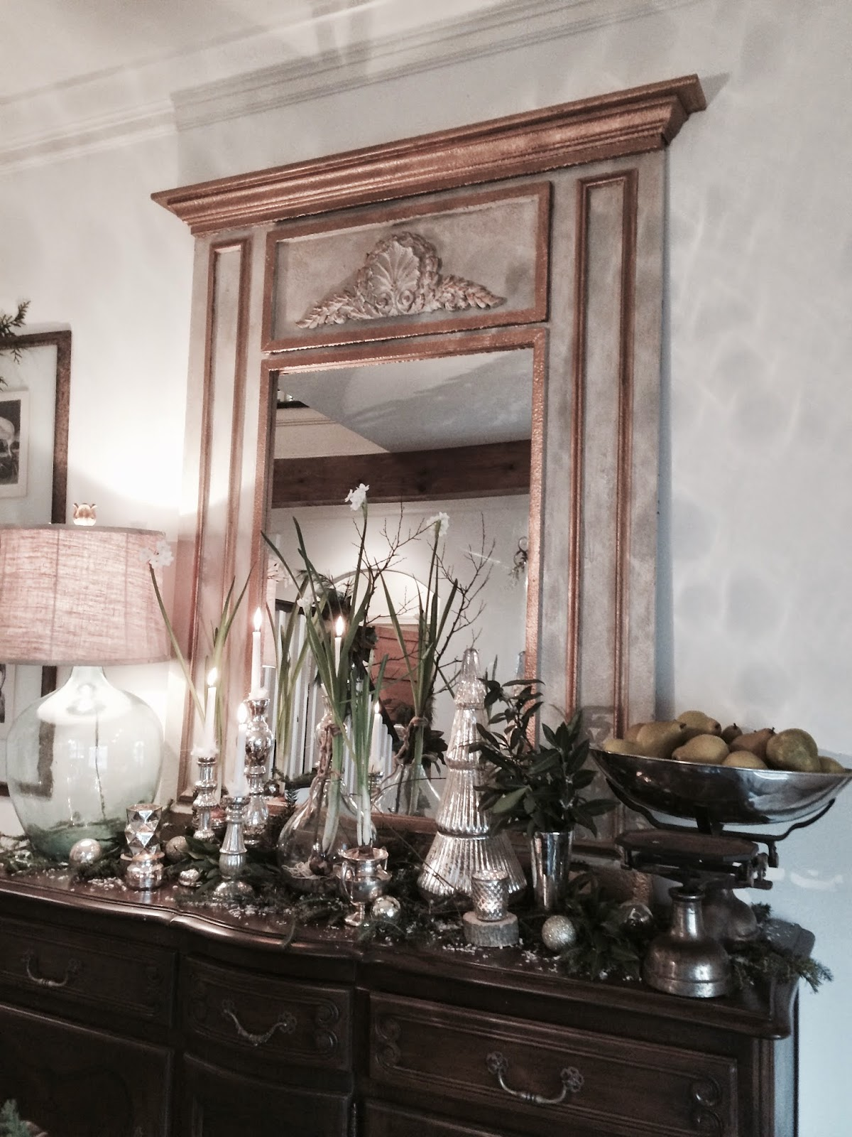 City Farmhouse - Franklin, TN - Antiques and Vintage for Urban & City Living - Westhaven Home Tour - Big Design on a Small Budget