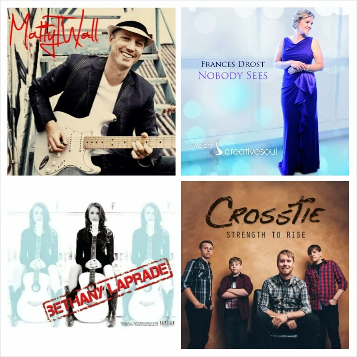 paNASH Style clients, Matty T Wall, Frances Drost, Bethany LaPrade, CrossTie, recording artists, branding