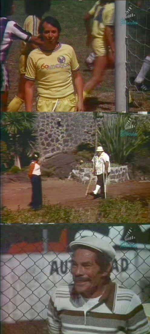 El Chanfle (1979) DVDRip Latino