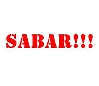 Balasan untuk Orang Sabar