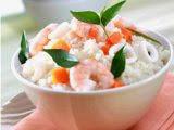 Nasi Gurih Seafood