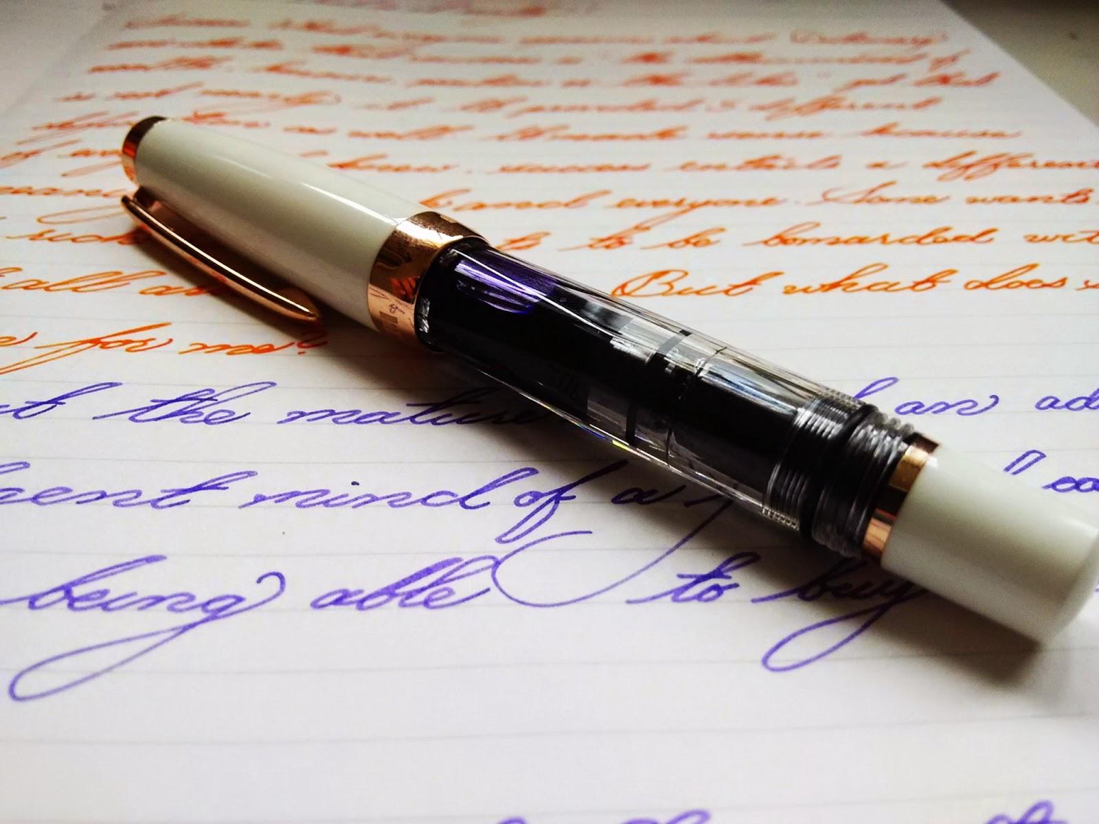 Addictions Amp Contradictions Pen Reviews Twsbi Mini