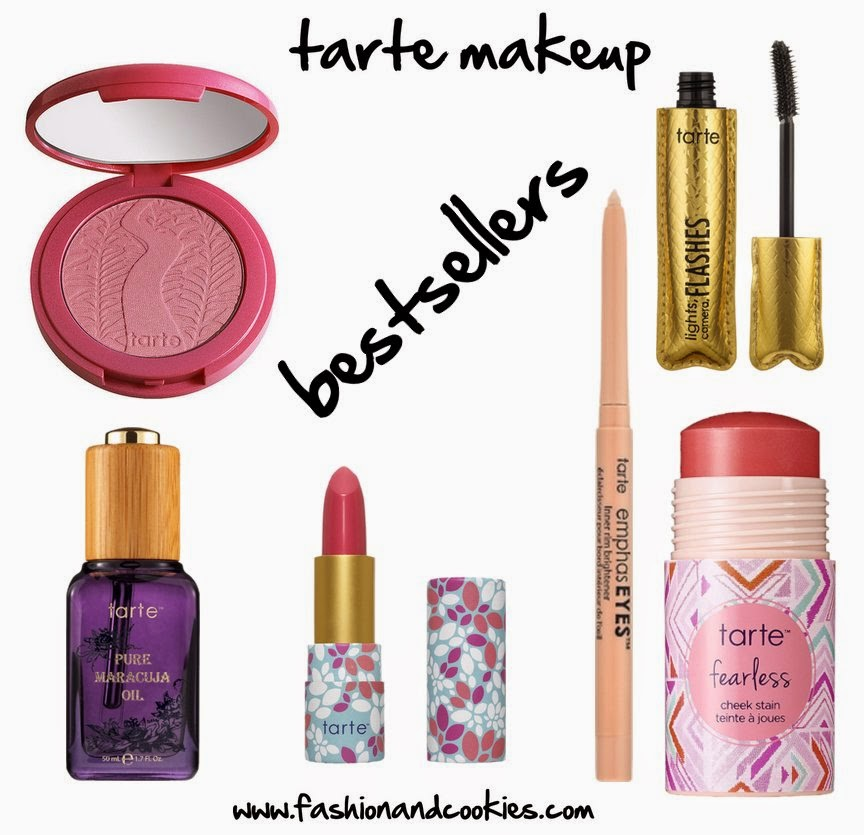 tarte makeup, Fashion and Cookies, fashion blogger, tarte best sellers